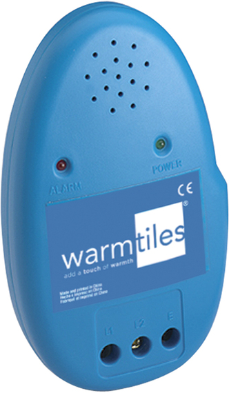 Warm Tiles™ Detecto DT1 Heating Cable and Mat Fault Indicator