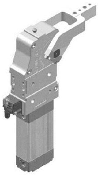 ASCO Numatics Series UB Power Clamps