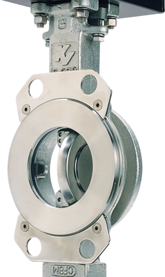 Figure 360/362 and 370/372 K-LOK High Performance Butterfly Valve