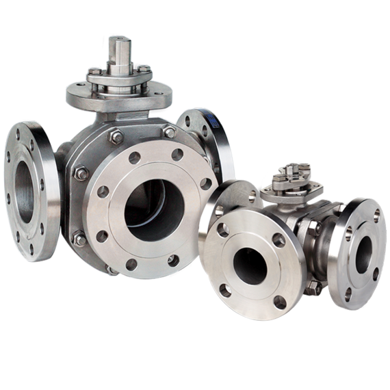 Model NB/MB Floating Ball Valves