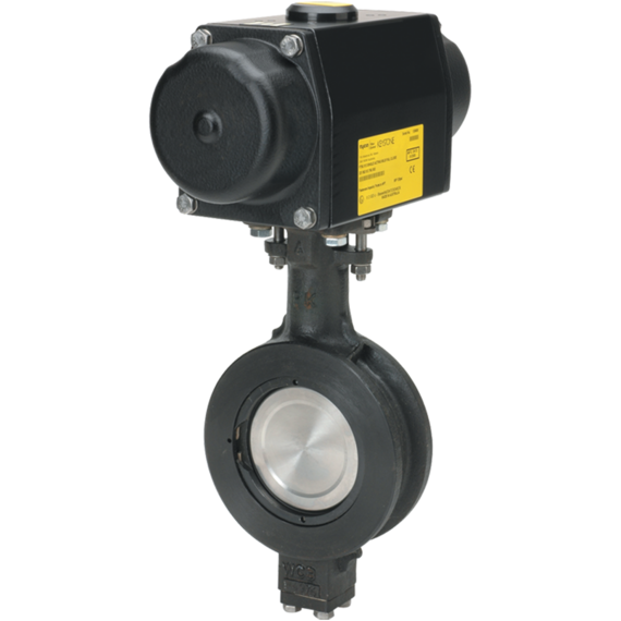 Figure 310/312 High Performance Butterfly Valve