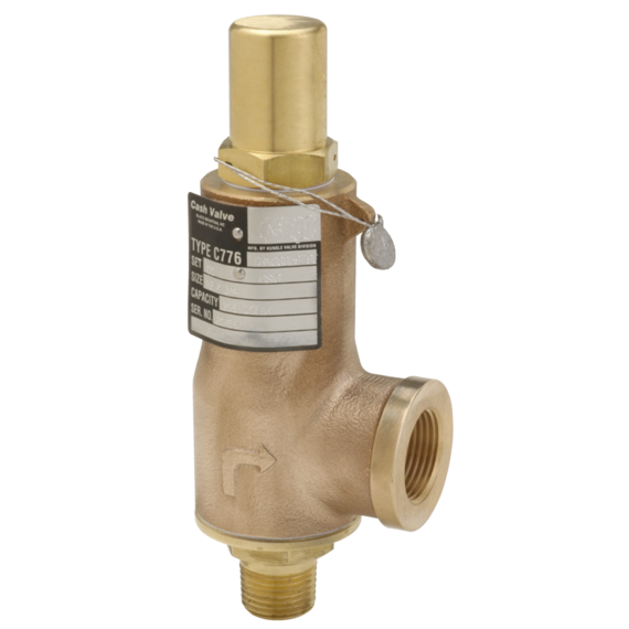 Bailey Type C-776 Safety Valves