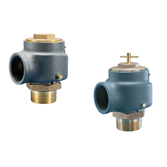 Models 215V/337 Safety Relief Valves