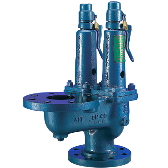 Kunkle Valve Bailey 766 Safety Relief Valve