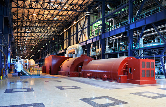 Performance of turbines and generators is key to the profitability of a power generation facility.